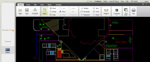 Sharing with AutoCAD WS web service