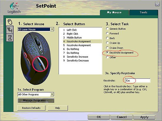 4d4439e8bc4 Reprogram Your Mouse for Custom CAD Commands at Your Fingertips
