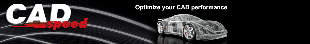 CADspeed -- Optimizing Hardware for CAD Software