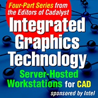 Server-Hosted Workstations for CAD, Part 3: CAD Application Certification and Network Specifics