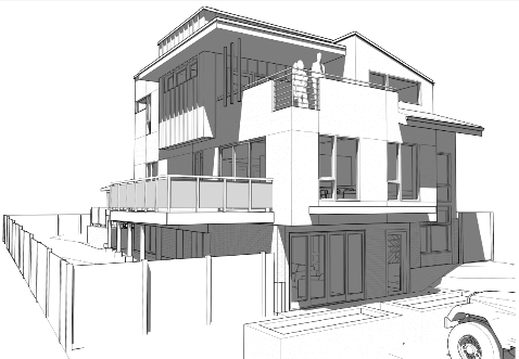 how to build a house in revit 2016